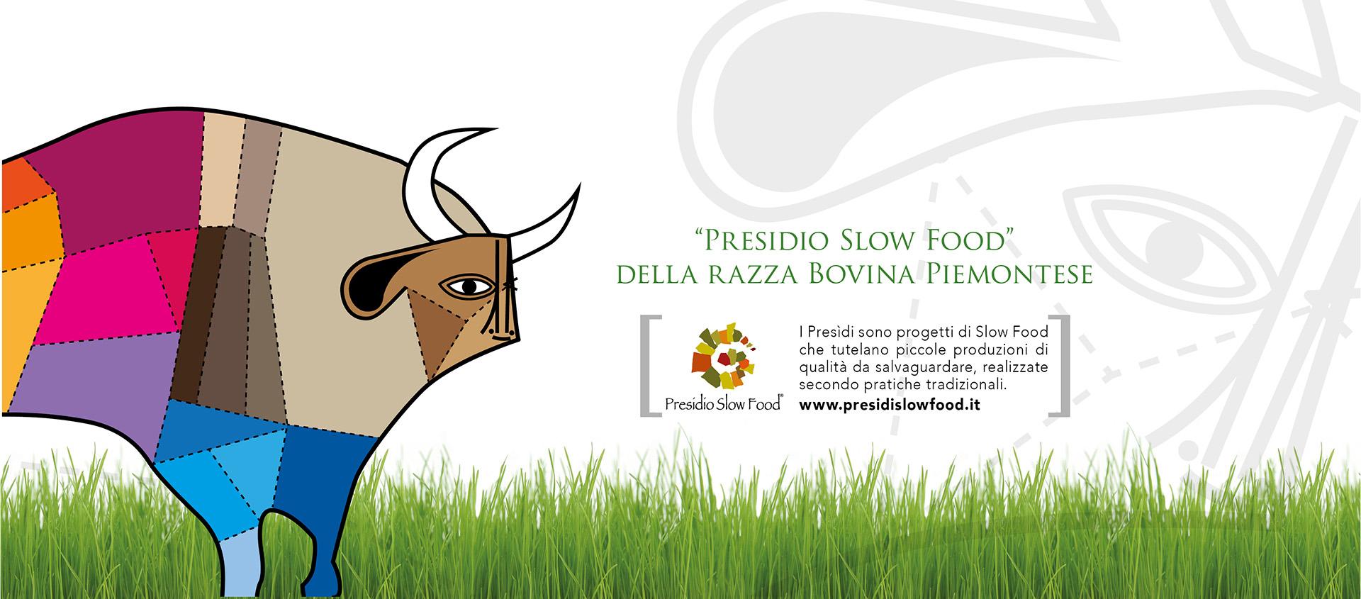 La Granda primo Presidio Slow Food della Razza Piemontese